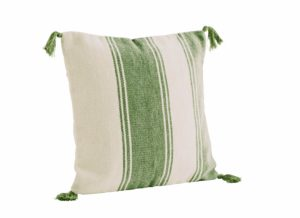 Madam Stoltz poduszka zielona