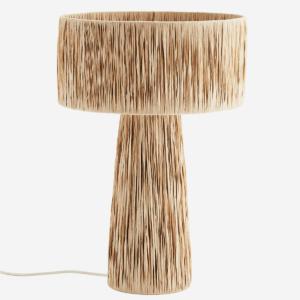 Lampa stołowa z rafiifi Madam Stoltz