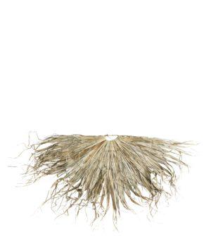 Madam Stoltz - półokrągła dekoracja z liści palmowych